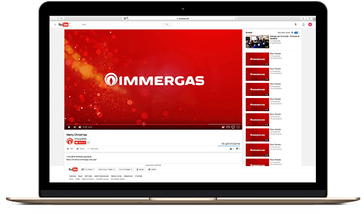 İmmergas - Youtube