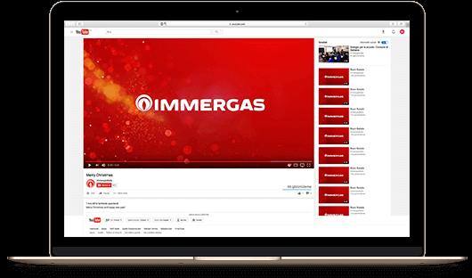 İmmergas - Youtube